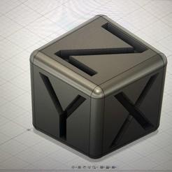 Impresiones 3D gratis cube calibration, sanchejuanz574