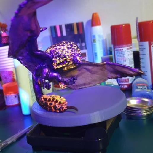 Download free 3D printing templates Monster Hunter World-Bazelgeuse, Hobbyman