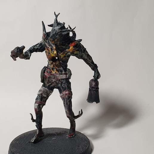 Télécharger plan imprimante 3D gatuit Dead By Daylight- Wraith (Peau d'Halloween .ver), Hobbyman