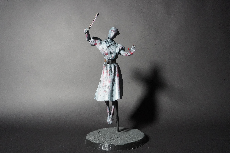 5.jpg Télécharger fichier STL gratuit Infirmière de Dead by Daylight • Plan pour impression 3D, Hobbyman