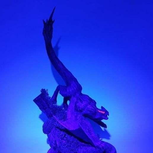 Download free 3D printer files Monster Hunter World ICEBORN
