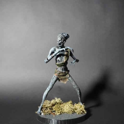Télécharger fichier imprimante 3D gratuit Mort à la lumière du jour - Hag, Hobbyman