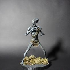 Descargar modelos 3D gratis Muerto a la luz del día - Hag, Hobbyman