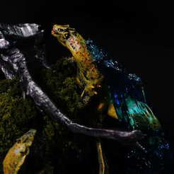 Télécharger fichier imprimante 3D gratuit Chasseur de monstres - Ludroth, Hobbyman
