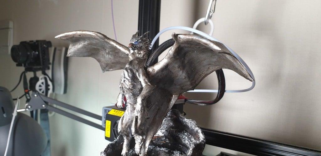 1afadc24e6d9d3d7ba68f0dadc357cba_display_large.jpg Download free STL file Monster Hunter World-Kushala Daora • 3D print object, Hobbyman