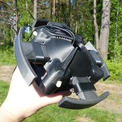 Download STL files Underwater drone i_GOR, Roman_Weitendorf