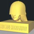 Download free 3D printer files Marianne!, narayanankmu