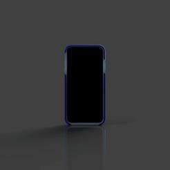 Impresiones 3D Funda para iPhone XS Max de 2 piezas, Ac3inSpac3