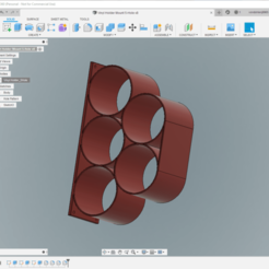 Download free STL file Vinyl Roll Holder • Design to 3D print, vondohlenj9965