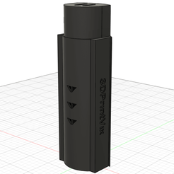 Screenshot_mk2-long.png Download STL file Airsoft Ares Amoeba AM-013 Battery Extensor MK2 Long • 3D printing template, 3dprintvix