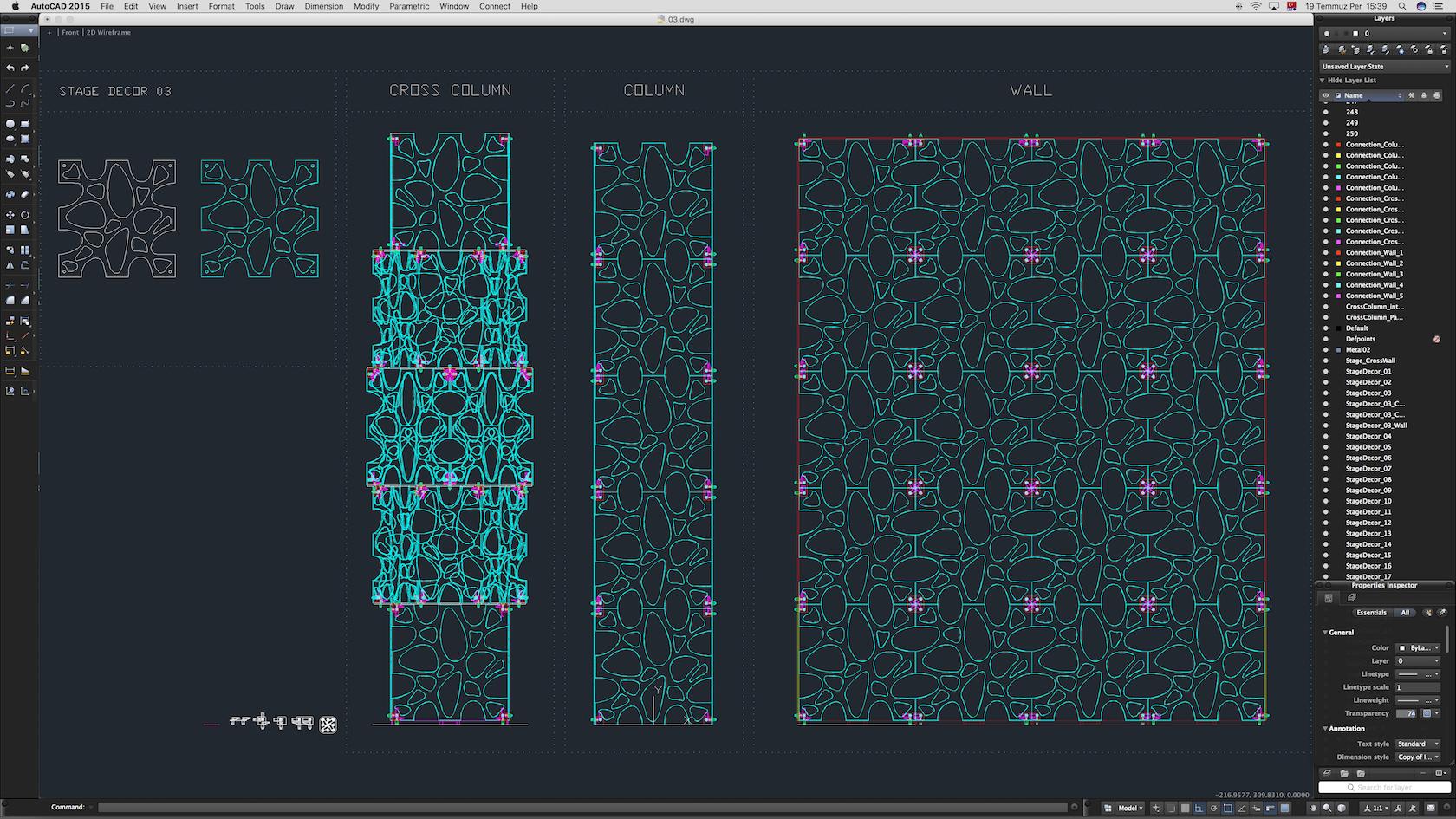 70-Cad-03-01-1680.jpg Télécharger fichier STL Collection de décors de scène 01 (Modulaire 9 pièces) • Design pour imprimante 3D, akerStudio