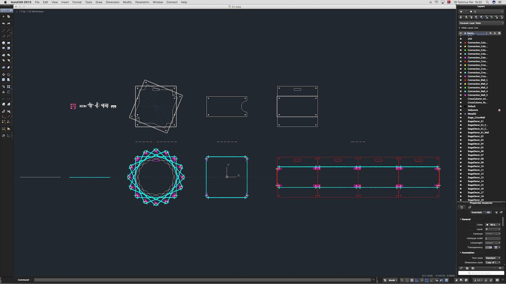 70-Cad-01-02-1680.jpg Télécharger fichier STL Collection de décors de scène 01 (Modulaire 9 pièces) • Design pour imprimante 3D, akerStudio