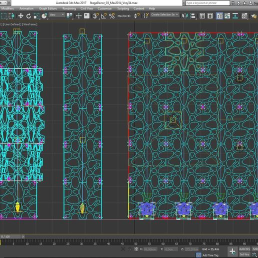 70-Max-03-02-1680.JPG Download STL file Stage Decor Collection 01 (Modular 9 Pieces) • 3D printer model, akerStudio