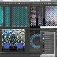 70-Max-02-01-1680.JPG Download STL file Stage Decor Collection 01 (Modular 9 Pieces) • 3D printer model, akerStudio