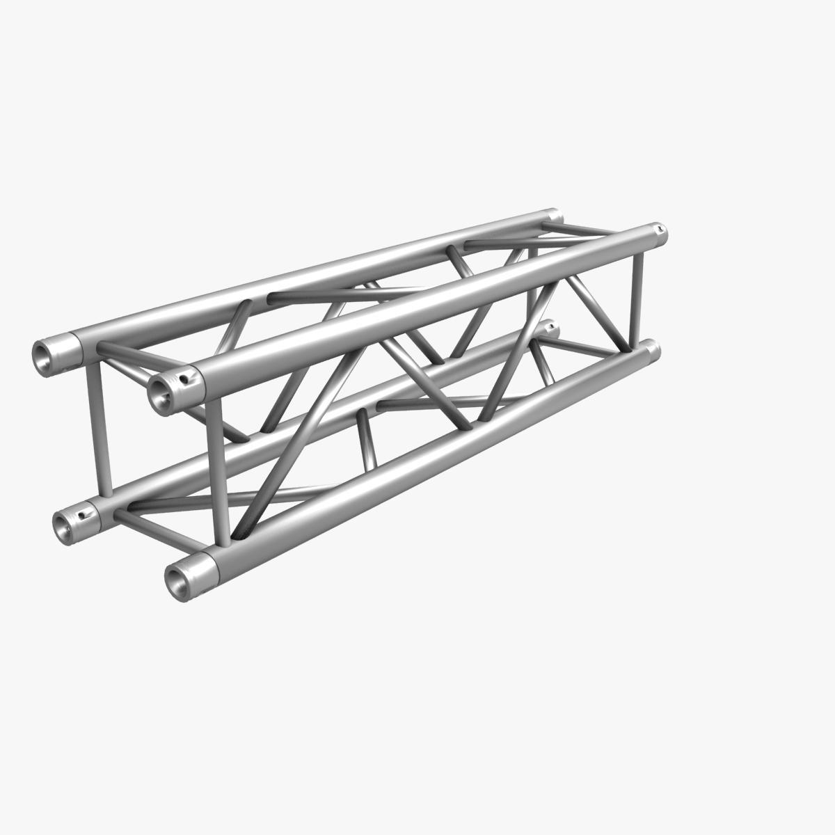 30-21_1200x1200_01.jpg Download free STL file Square Truss Straight Segment 21 • 3D printable object, akerStudio