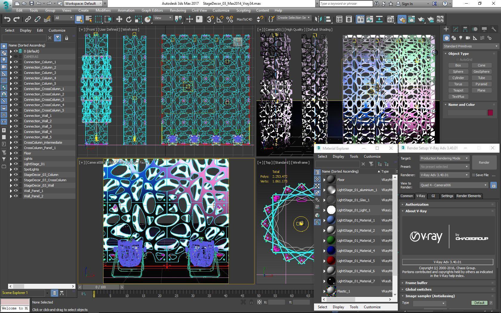 70-Max-03-01-1680.JPG Download STL file Stage Decor Collection 01 (Modular 9 Pieces) • 3D printer model, akerStudio