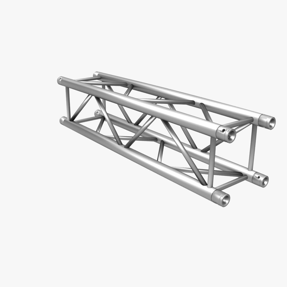 30-21_1200x1200_05.jpg Download free STL file Square Truss Straight Segment 21 • 3D printable object, akerStudio