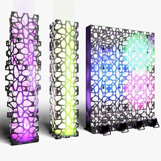 70-03-01-1200x1200.jpg Download STL file Stage Decor Collection 01 (Modular 9 Pieces) • 3D printer model, akerStudio
