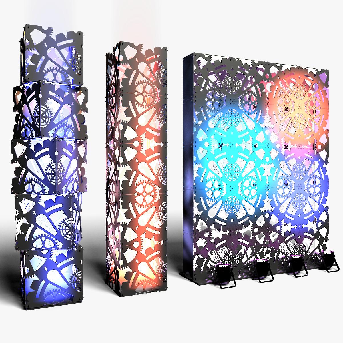 70-01-01-1200x1200.jpg Télécharger fichier STL Collection de décors de scène 01 (Modulaire 9 pièces) • Design pour imprimante 3D, akerStudio