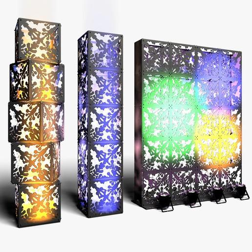 70-06-01-1200x1200.jpg Télécharger fichier STL Collection de décors de scène 01 (Modulaire 9 pièces) • Design pour imprimante 3D, akerStudio