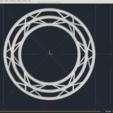 Download free STL file Circle Square Truss - Full diameter 150cm • 3D print design, akerStudio