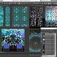 70-Max-01-01-1680.JPG Download STL file Stage Decor Collection 01 (Modular 9 Pieces) • 3D printer model, akerStudio