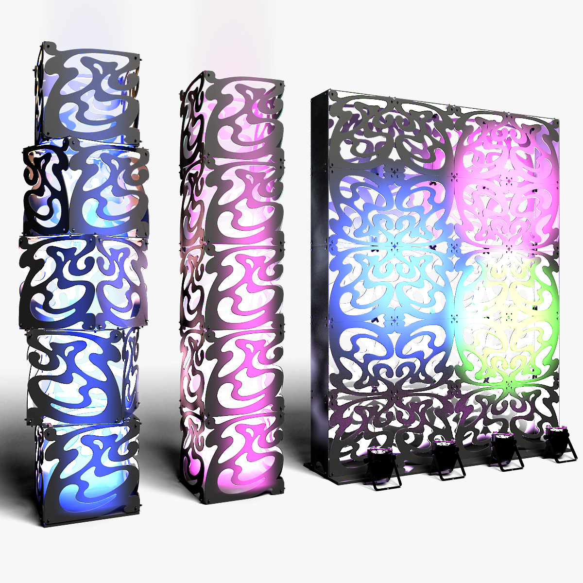70-09-01-1200x1200.jpg Télécharger fichier STL Collection de décors de scène 01 (Modulaire 9 pièces) • Design pour imprimante 3D, akerStudio