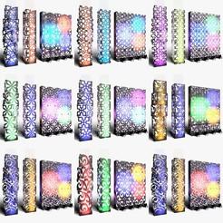 70-00-StageDecorCollection_01.jpg Télécharger fichier STL Collection de décors de scène 01 (Modulaire 9 pièces) • Design pour imprimante 3D, akerStudio