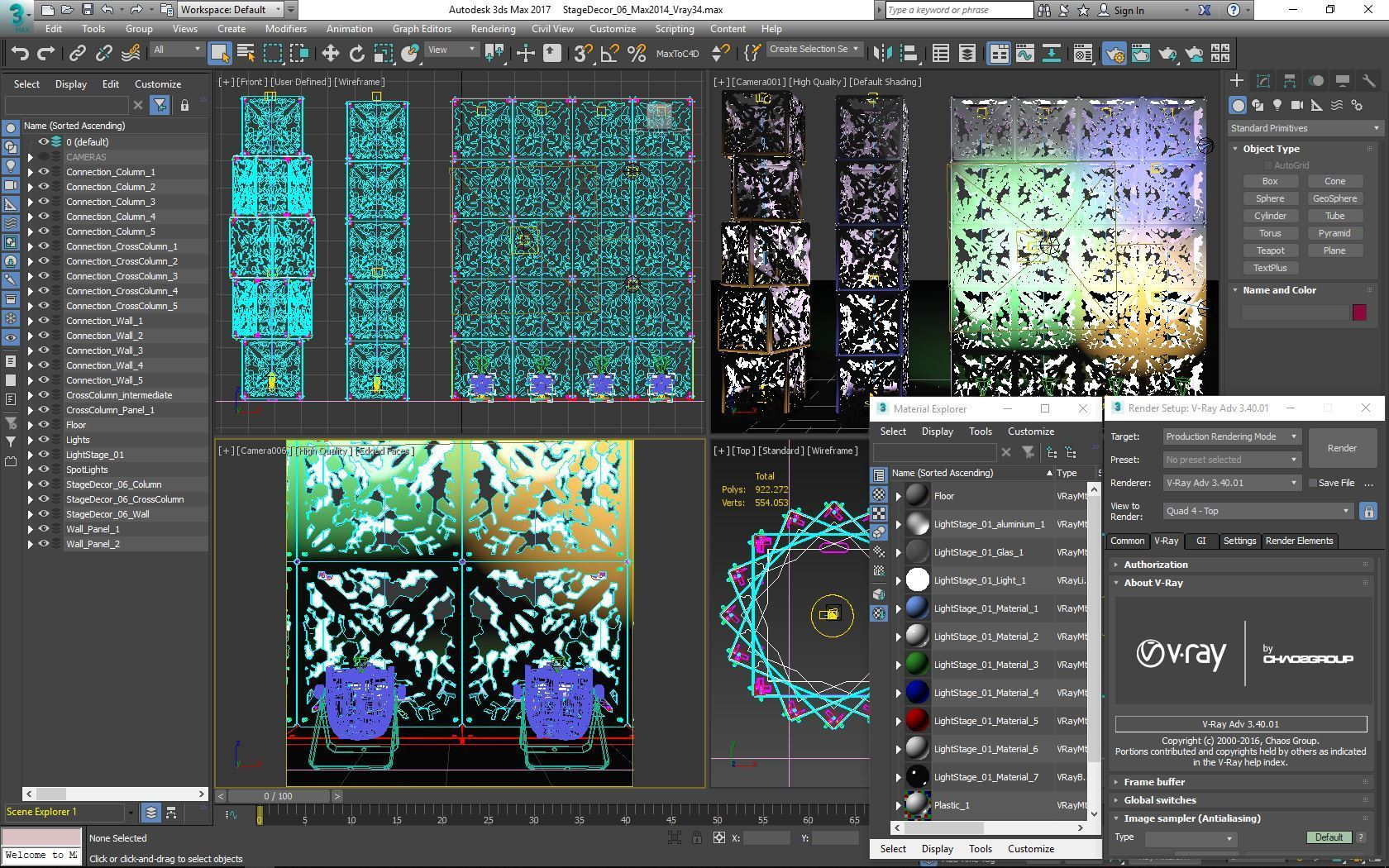 70-Max-06-01-1680.JPG Download STL file Stage Decor Collection 01 (Modular 9 Pieces) • 3D printer model, akerStudio
