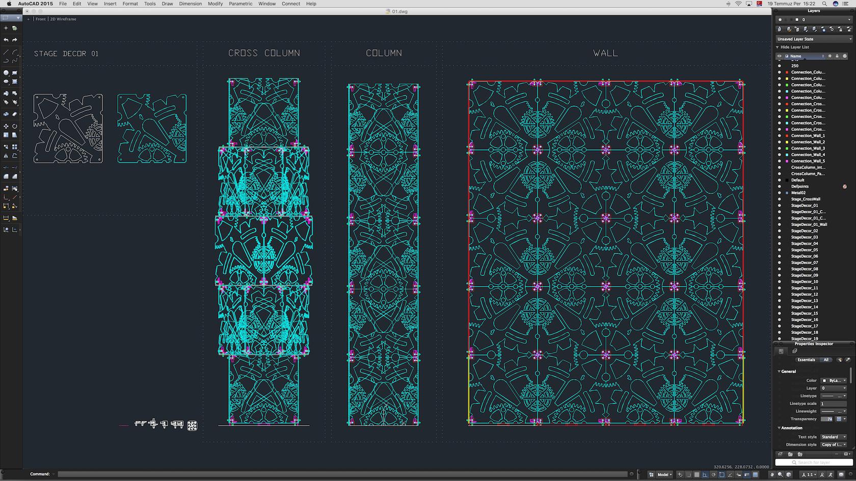 70-Cad-01-01-1680.jpg Télécharger fichier STL Collection de décors de scène 01 (Modulaire 9 pièces) • Design pour imprimante 3D, akerStudio