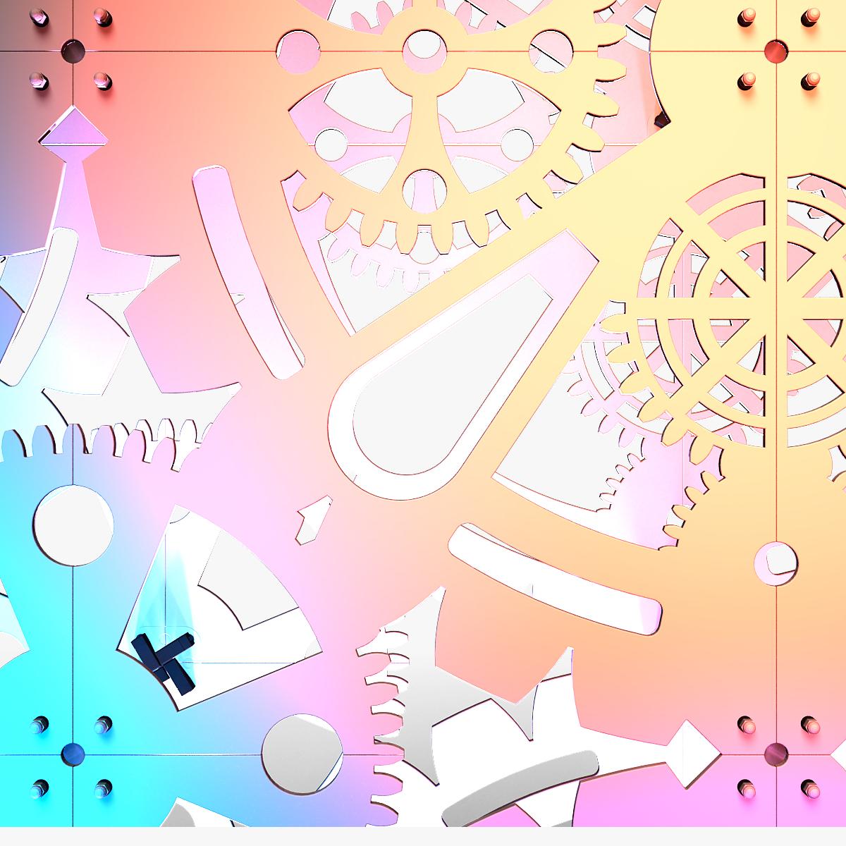 70-01-07-1200x1200.jpg Download STL file Stage Decor Collection 01 (Modular 9 Pieces) • 3D printer model, akerStudio