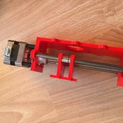 Download free 3D model CNC Z-Axis, Akegl2