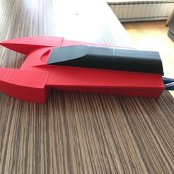 Descargar diseños 3D Barco RC 2205, Akegl2
