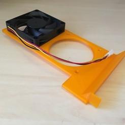 Télécharger fichier imprimante 3D gratuit Ventilateur PCie 80mm et 70mm - Refroidisseur de carte graphique, Akegl2
