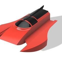 Download STL RC Hydroboat, Akegl2