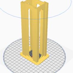 Capture.PNG Télécharger fichier STL Support capsule nespresso • Objet pour impression 3D, Lintrepidealex