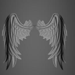 Download 3D printer model Wings, Boyka97