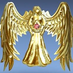 Download STL angel, jonh199726062