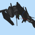 Command Destroyers (1).png Download OBJ file Draugur Kikimora  Command Destroyers • 3D print model, DesignerWinterson