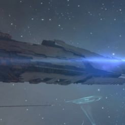 EVE ONLINE (5).png Download OBJ file Superträger der Unterwelt • 3D printable model, DesignerWinterson