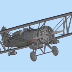 Preview1 (1).png Download OBJ file P-12 Fighter • Design to 3D print, DesignerWinterson