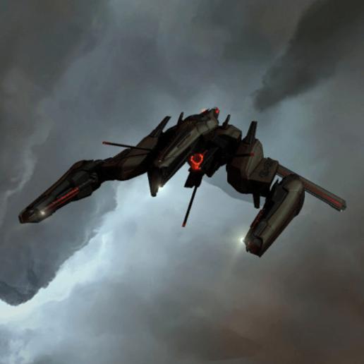 Kikimora.png Download OBJ file Draugur Kikimora  Command Destroyers • 3D print model, DesignerWinterson
