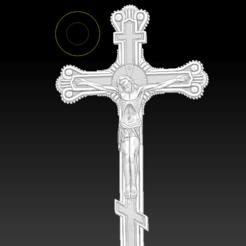 Crucifixion1 (8).png Download OBJ file crucifixion • 3D printing design, 449324844