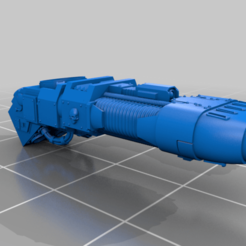 Download free STL file AT18 HD-Re-scale JBs Lucius Wardog • 3D printer template, da_sub00
