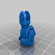 Download free 3D printing templates AT18 Warlord Powerfist, da_sub00
