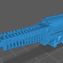 Download free STL file AT18 Warlord Shoulder Mounted Melta Cannons • Template to 3D print, da_sub00