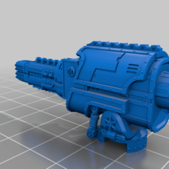 Download free 3D printer designs AT18 Glorious Plasma Weapons, da_sub00