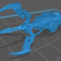 Impresiones 3D AT18 Proxies de garras de sabueso de guerra, da_sub00