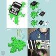 Download free STL file Maker vs. virus • 3D printable design, ojofrito