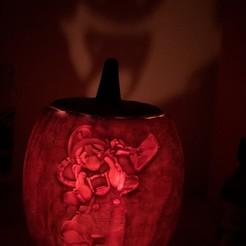 Descargar modelo 3D Luigi Pumpkin, erme3d